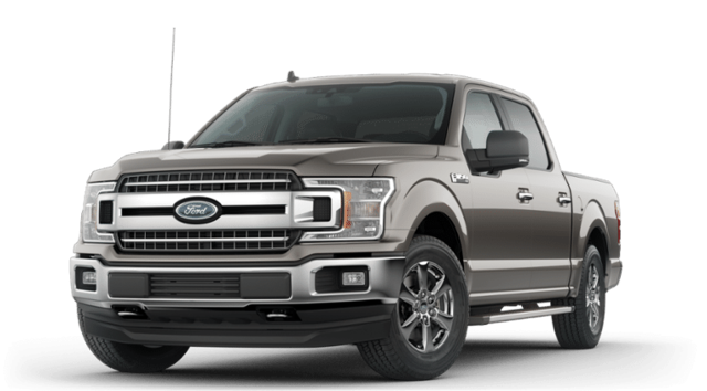 New 2019 Ford F-150 XLT for sale in Fishers, IN